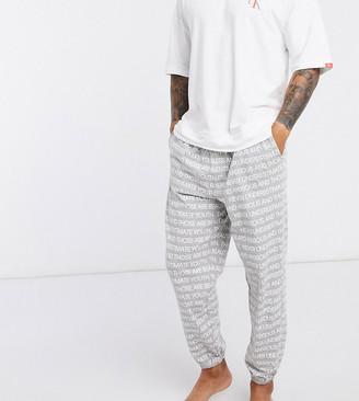 Calvin Klein pyjamas in white