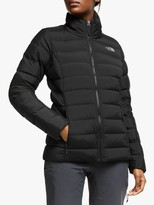 The North Face Stretch Down Women's Jacket, TNF Black