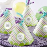 Kate Aspen Sweet Celebration Party Hat Favor Boxes (Set of 24)