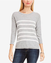 Vince Camuto TWO by Lightweight Striped Sweater