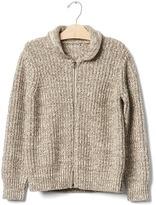 Gap Marled shawl cardigan