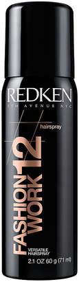 REDKEN Redken Fashion Work 12 Travel Hairspray - 2.1 oz.