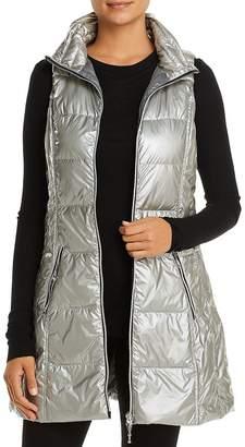 Fillmore Packable Long Down Puffer Vest