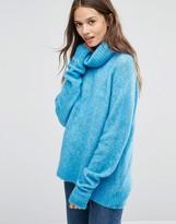 Gestuz Oversize Roll Neck Sweater
