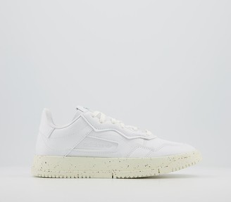 adidas Sc Premiere 'Clean Classics' Trainers White Off White Green Sustainable