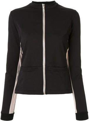 Vaara Blake thermal cropped jacket