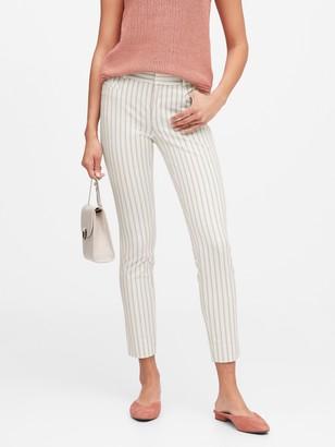 Banana Republic Petite Mid-Rise Skinny Sloan Pant