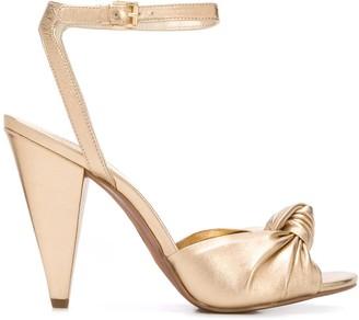 MICHAEL Michael Kors Suri 115mm knotted sandals