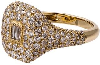 Shay Pinky diamond ring