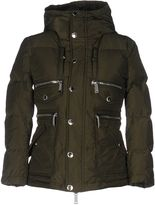 DSQUARED2 Down jackets - Item 41678356