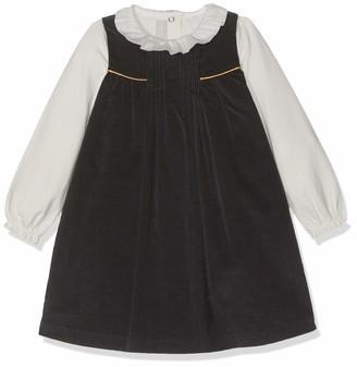 Chicco Girl's Completo T-Shirt Con Abito Smanicato Clothing Set