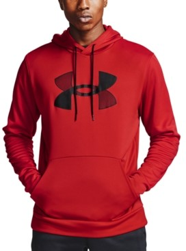 Under Armour Men's Armour Fleece Big Logo Hood
