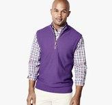 Johnston & Murphy Quarter-Zip Sweater Vest