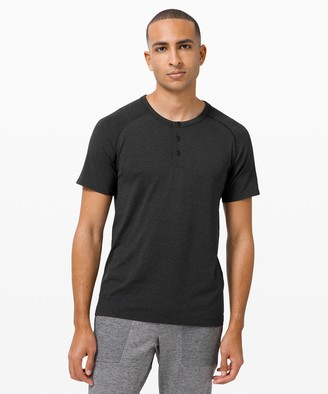 Lululemon Metal Vent Tech Short Sleeve Henley 2.0 *Online Only