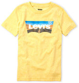 Levi's Boys 8-20) Road Logo Tee