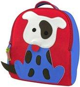 Dabbawalla Kids' Toddler & Preschool Backpack - Go Fetch Dog - One Size