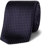 HUGO BOSS Textured Spot Tie