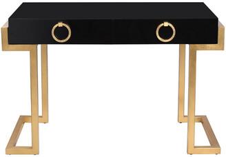 Safavieh Couture Maia 2-Drawer Lacquer Desk