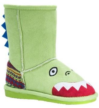 Muk Luks Children's Rex Dinosaur Boot