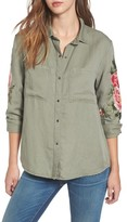 Rails Women's Marcel Embroidered Shirt