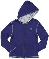 Diesel 'Tazisy' Zip-Up Hoodie (Kids) - Royal Blue-X-Small