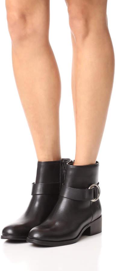 Frye Kristen Harness Short Booties