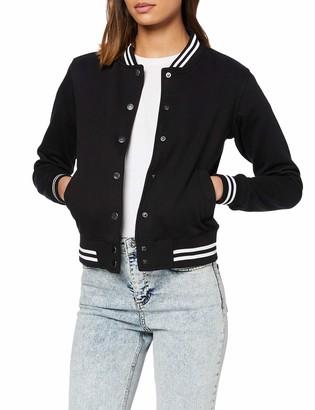 Urban Classics Women's College Track Jacket
