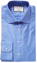 Thomas Pink Men's Terrance Embroidered Slim Fit Dress Shirt