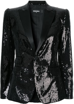 DSQUARED2 Sequinned Blazer