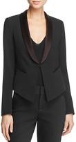 Alice + Olivia Hannon Tuxedo-Style Blazer