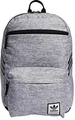 adidas Originals National SST Recycled Backpack (Black) Backpack Bags