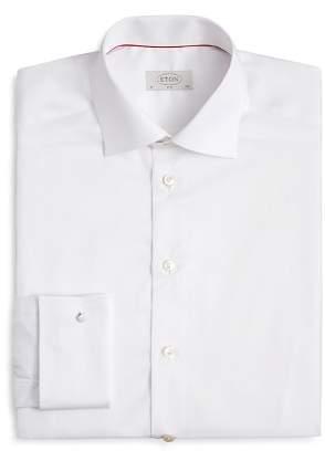 Eton of Sweden Solid Dress Shirt - Slim Fit