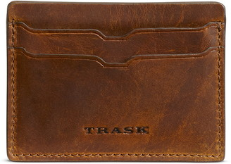 Trask Holton Leather Card Case