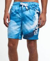 Superdry Premium Print Neo Swim Shorts