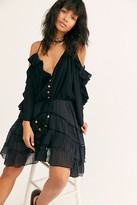 Free People Fp One Nora Mini Skirt by FP One at Free People, Black, XS