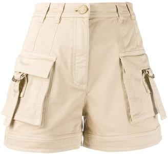 Balmain Utility Pocket Shorts