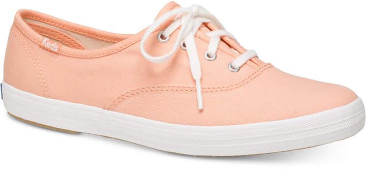 c5ee23228c35 Keds Orange Women s Fashion - ShopStyle