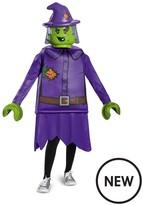 Mini Figure Witch Dress Up Costume