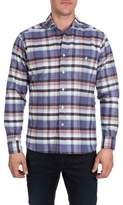 Psycho Bunny Flannel Sport Shirt