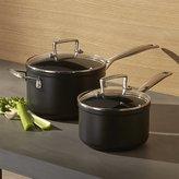 Crate & Barrel Le Creuset ® Toughened Non-Stick Sauce Pans