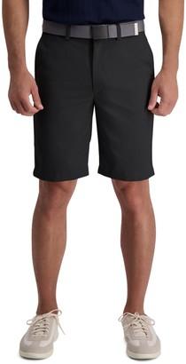 Haggar Men's Active Series Engineered Ventilation Shorts