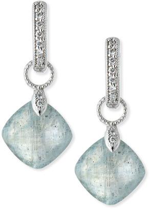 Jude Frances Wg Cushion Earring Charms