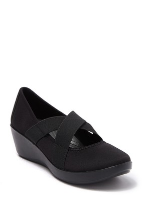 Crocs Busy Day Strappy Wedge