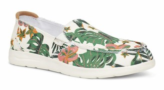 Sanuk Women's Donna Lite Floral Loafer