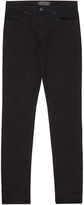 J Brand Tyler Black Perfect Slim Fit Jeans