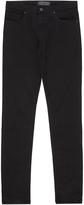J Brand Tyler Black Perfect Slim Fit Jeans