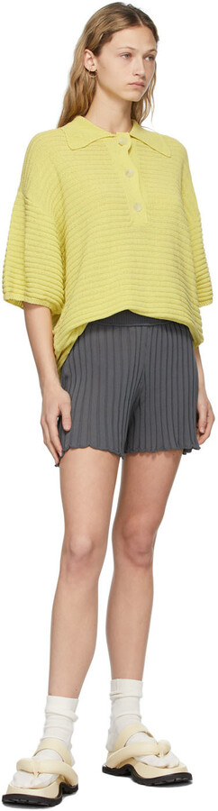 Thumbnail for your product : RUS SSENSE Exclusive Grey Matto Shorts