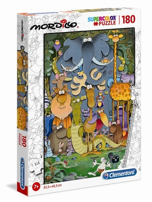 Clementoni Puzzle Mordillo - The Picture - 180 Pcs