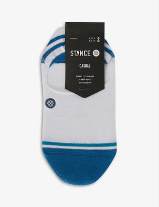 Stance Gamut 2 No Show cotton-blend socks