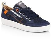Geox Boy's Kiwli Denim Sneakers